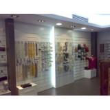 Instalación tiendas o sistema lamas 6.